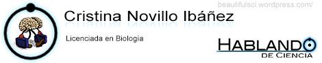 Cristina Novillo firma