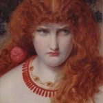 Helen of Troy - Anthony Frederick Augustus Sandys