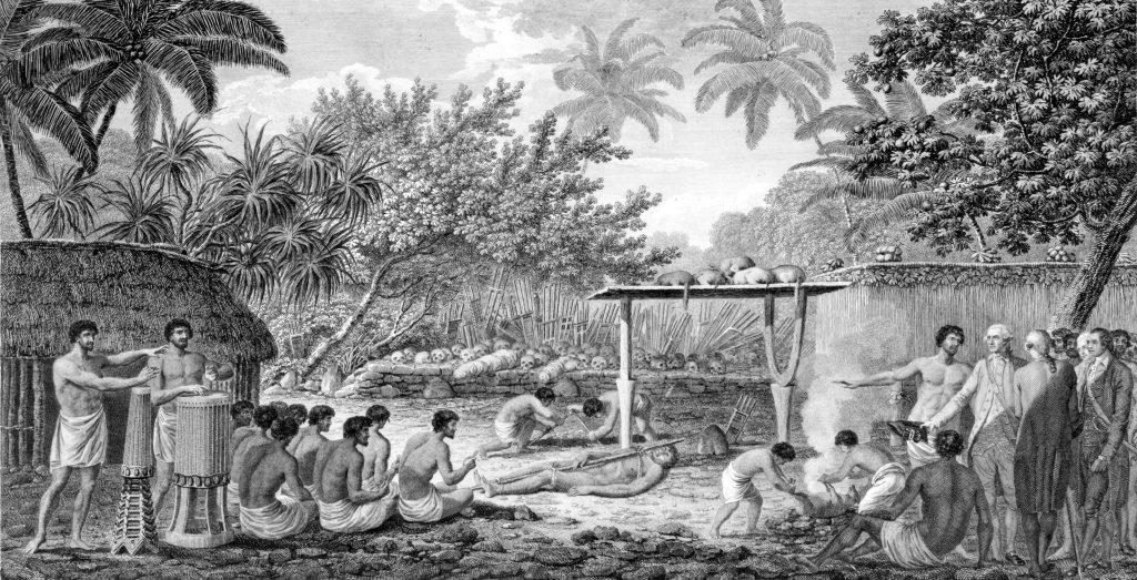 Sacrificio Tahiti