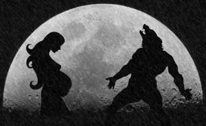 Lluvia, partos y hombres lobo