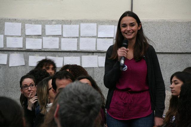 Foto 4: Sesión de networking activo