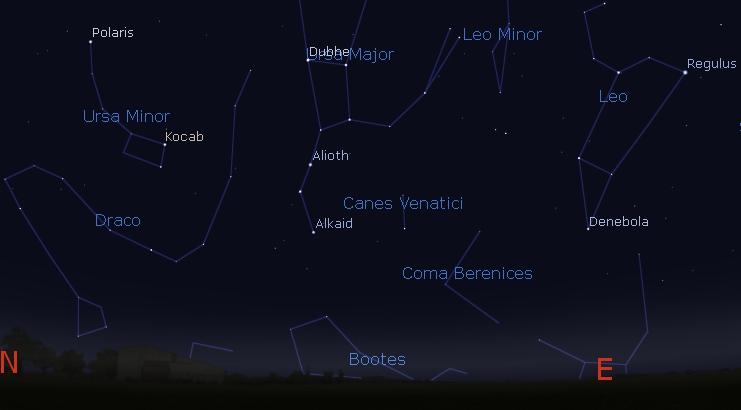 Leo-Osas-Stellarium