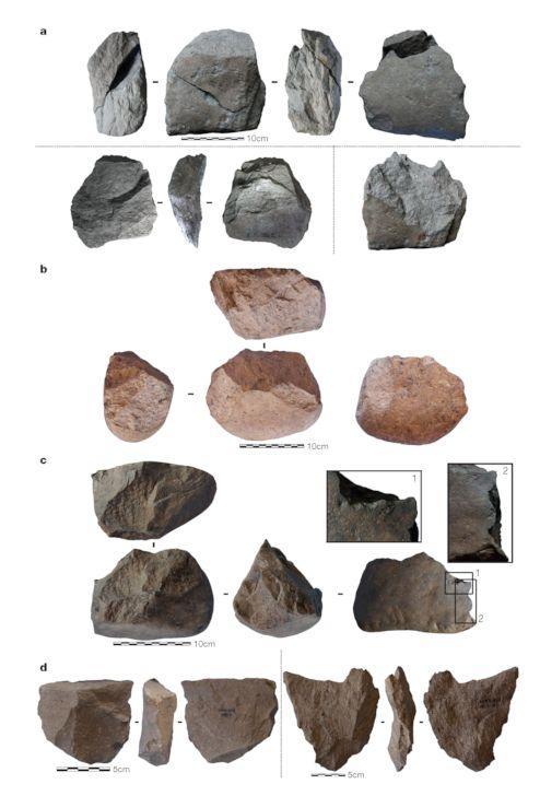 artefactos LOM3