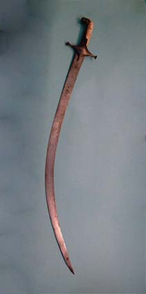 espada saladino